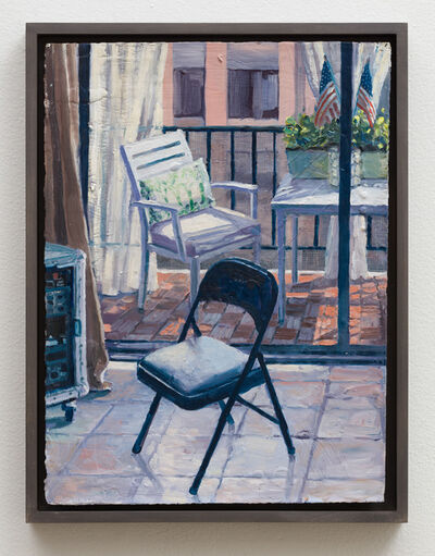 Christine Frerichs, 'Two Chairs', 2018