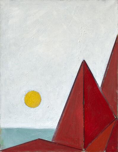 Paul Resika, 'The White Sky', 2017