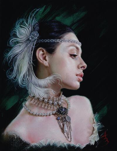 Alexandra Manukyan, 'Plumed', 2021