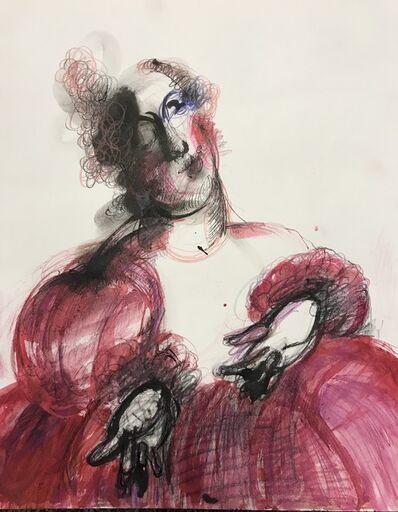 "Manuela Holban, '""Venetian Courtesan""', 2018"