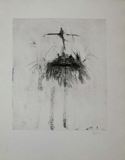 Leonard Baskin, 'Drawings for the Iliad (complete set of six etchings)', 1962