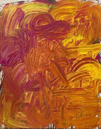 Hermann Nitsch, 'Sans titre', 2020