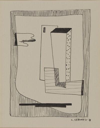 Luigi Veronesi, 'Senza Titolo', 1934