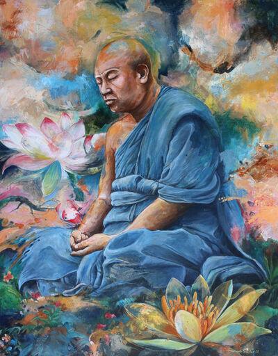 Andi Sules, 'Meditation #3', 2016