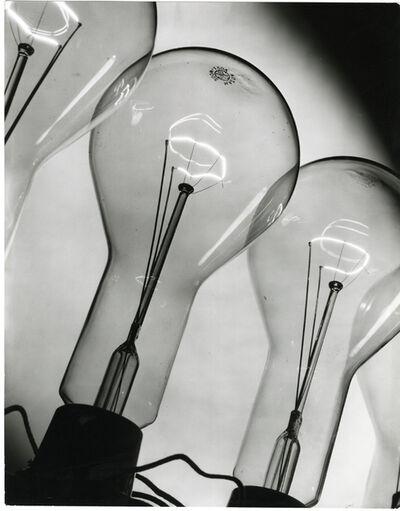 Anton Bruehl, 'General Electric Light Bulbs', 1927-printed later