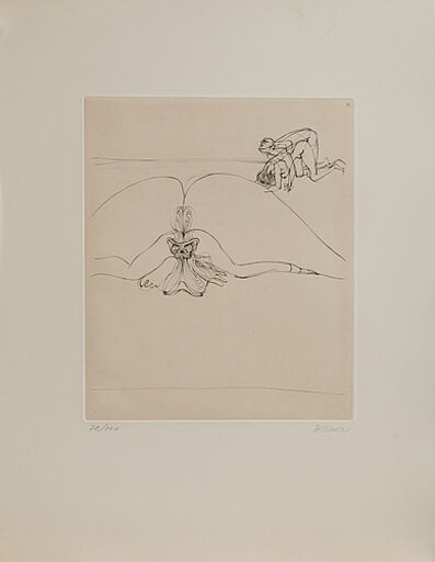 Hans Bellmer, 'untitled from 'Les Anagrammes du Corps'', 1973