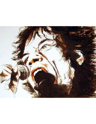 Ronnie Wood, 'Voodoo Mick ', 1996