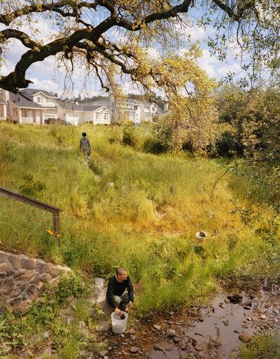 Larry Sultan, 'Creek, Santa Rosa: Homeland Portfolio', 2007