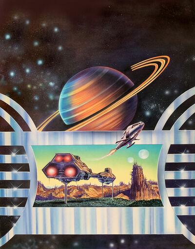 Steve Crisp, 'The Dark Side of the Moon', 1989
