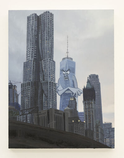 Matt Kenny, 'One World Trade at Beekman', 2020