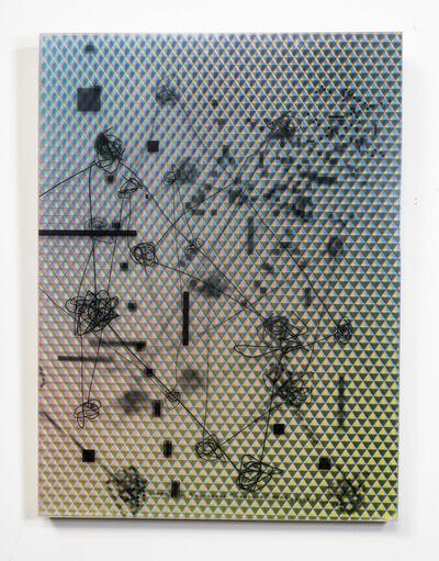 Akihiko Miyoshi, 'Nodes and Edges', 2019