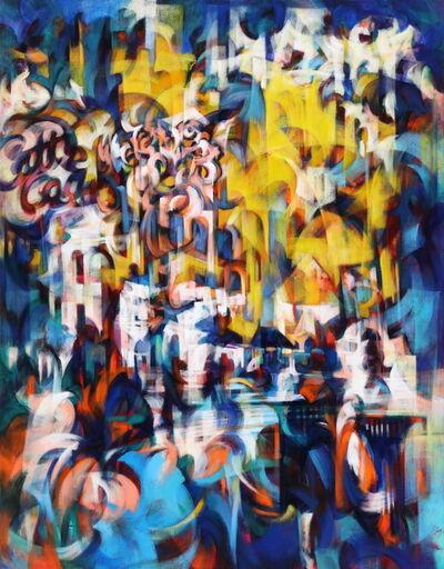 Kim Jin-Sook, 'Liquid Memory', 2016
