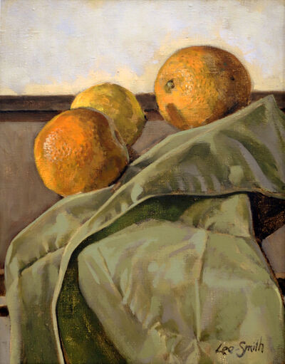 Hughie Lee-Smith, 'Still Life with Fruit', ca. 1979