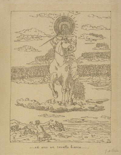 Giorgio de Chirico, 'Ed ecco un cavallo bianco', 1941