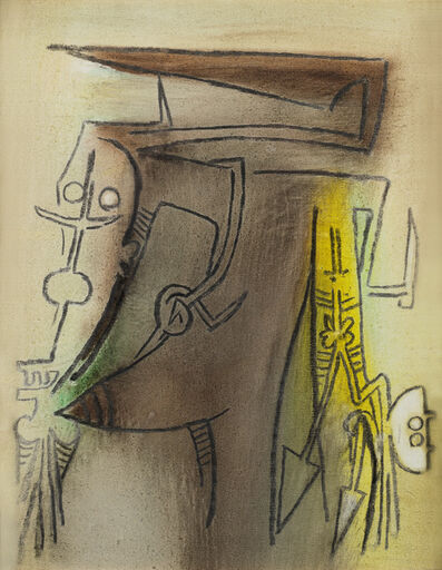 "Wifredo Lam, '""Untitled""', 1973"