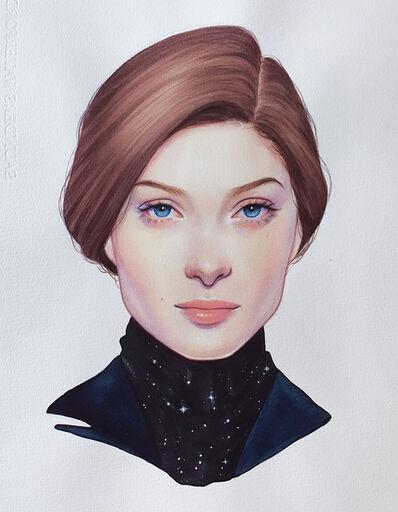 Amy Kour, 'Flawless', 2020