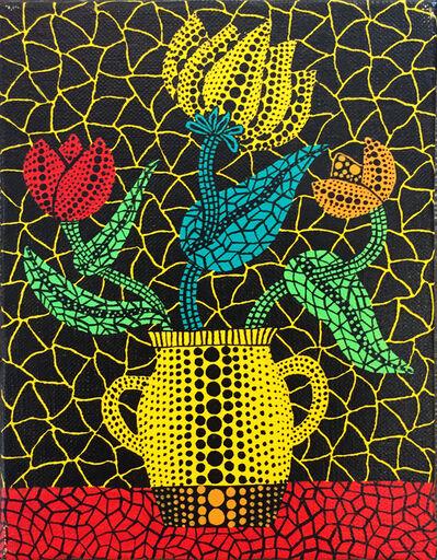Yayoi Kusama, 'Flowers', 1996