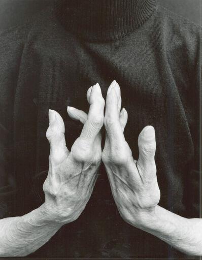 Robert Maxwell, 'Mimi's Hands', 1996