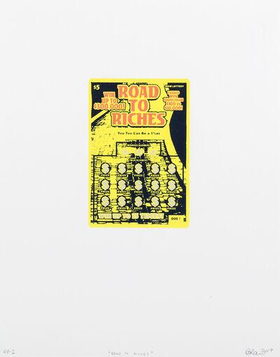 Adam Brazil, 'Road to Riches', 2017