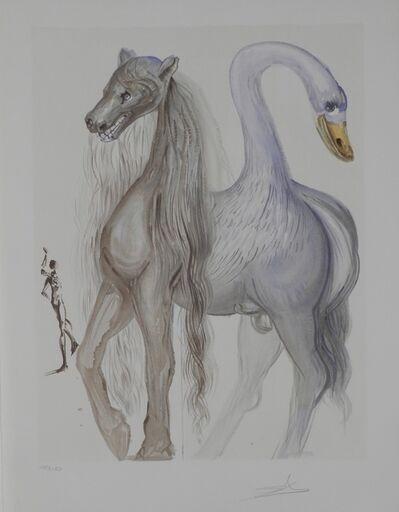 Salvador Dalí, 'Dalinean Horses Horace's Chimera', 1972