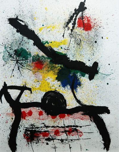Joan Miró, ' Grafikmappe Hochschule St.Gallen', 1967