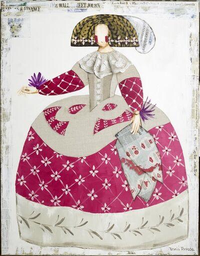 Maria Torroba, 'Mariana Pequeño Cerise', 2017