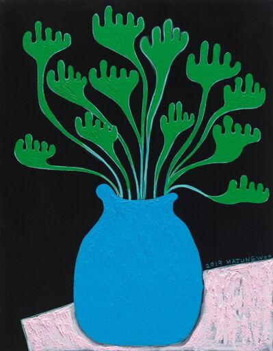 Jung-woo Ha, 'Blue Pot', 2019