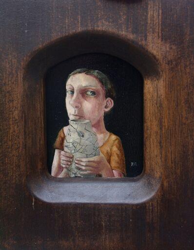 Bobbie Russon, 'Broken Bird Vase', 2017