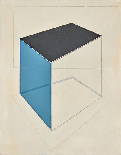 Suh Seung Won, 'Simultaneity 69-1', 1969