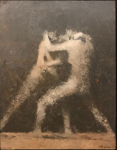 Gary Ruddell, 'Two Dancers', 2016