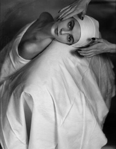 Horst P. Horst, 'Carmen Face Massage'