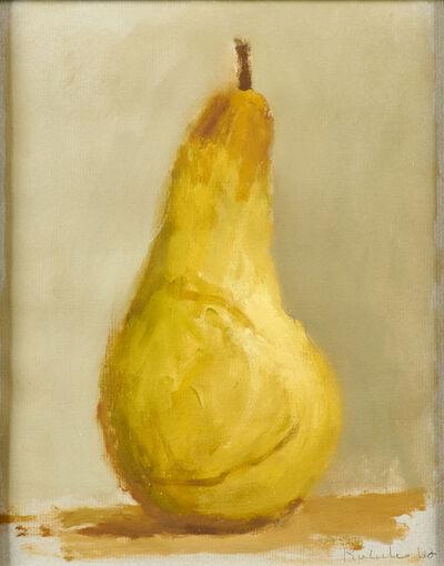 Robert Kulicke, 'Untitled (Pear)', 1962
