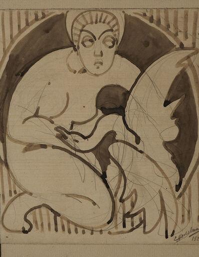 Elie Nadelman, 'The Swan', n.d.