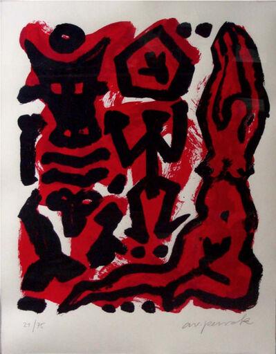 A.R. Penck, 'S/T', 1993