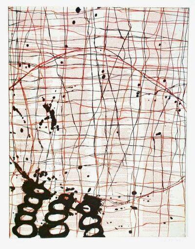 Ian McKeever, 'Jerusalem No. 8', 2001