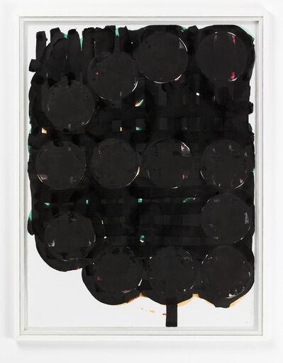 Per Inge Bjørlo, 'Svart  (H) / Black (H)', 2016