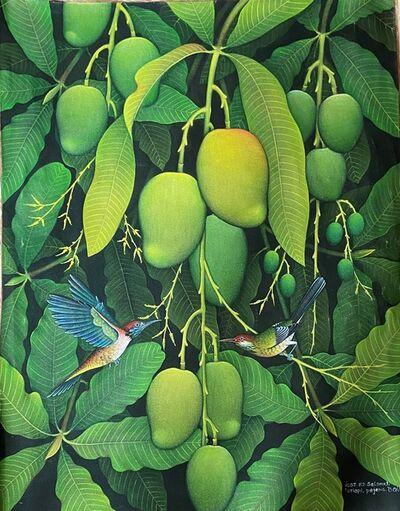 Gusti Ketut Selamet, 'Mango Tree', 2020