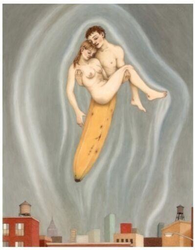 Tabitha Vevers, 'Bananaman (Transported)', 2010