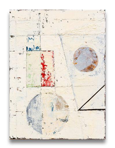 Jeremy Annear, 'White Eclipse III', 2015
