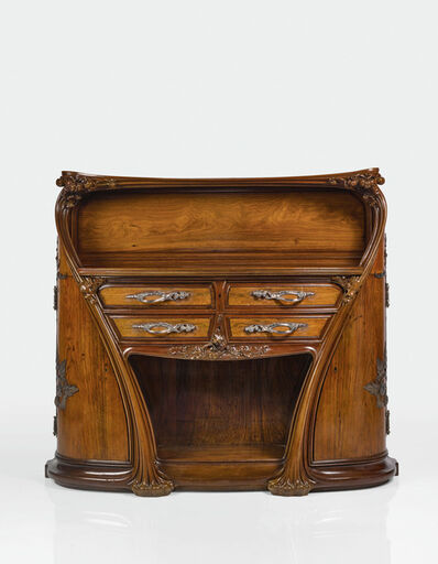 "Louis Majorelle, 'An Important and Rare ""Tomates"" Sideboard', circa 1904"