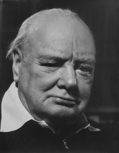 Philippe Halsman, 'Sir Winston Churchill', 1951