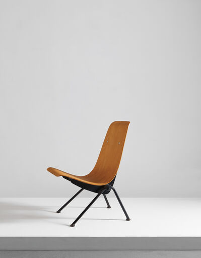 "Jean Prouvé, '""Antony"" chair, model no. 356', Designed in 1954"