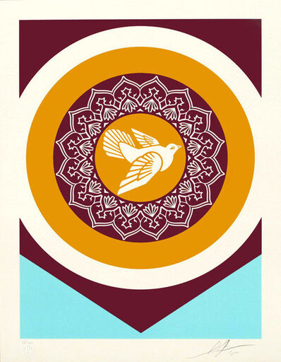 Shepard Fairey, 'Peace Series - Dove 2', 2015