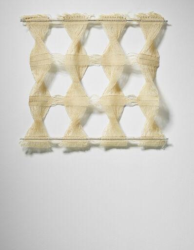 Peter Collingwood, 'Unique '2-Dimensional Macrogauze'', 1999