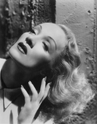 Anonymous, 'Marlene Dietrich', ca. 1940