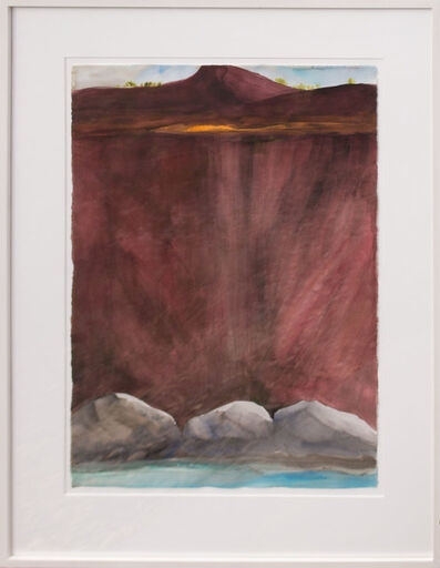 Elaine Holien, 'River Boulders', 2004