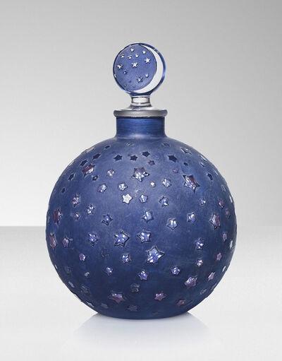 René Lalique, ''Dans la Nuit', a Worth - 1 scent bottle', designed after 1924