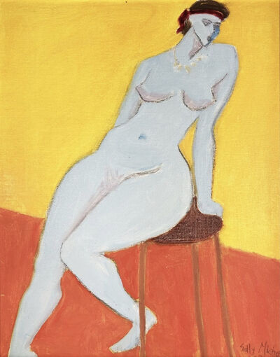 Sally Michel, 'Red Headband', 1982