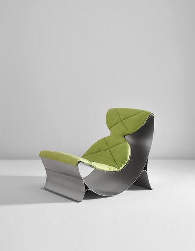 Maria Pergay, 'Lounge chair', ca. 1970