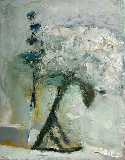 Anne Harney, 'White Hydrangea', 2018